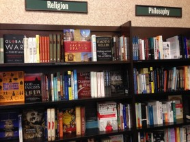 barnes and noble bookshelf